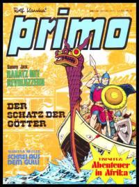Cover Primo 1974, Ausgabe 12