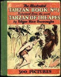 Titelbild TARZAN OF THE APES 1929